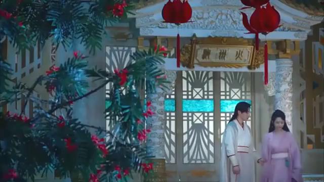 香蜜:锦觅和旭凤第一次约会,两人逗趣的对话,好甜蜜