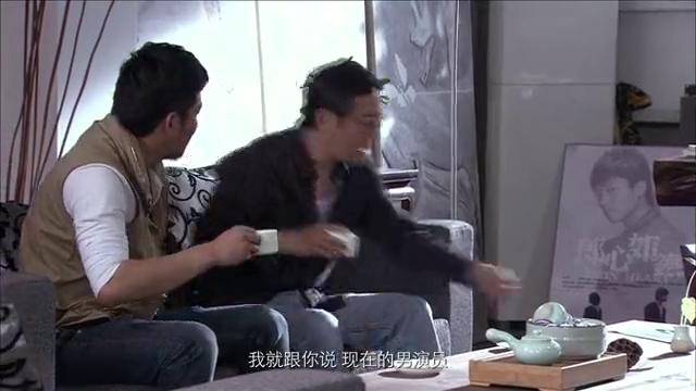 等待绽放:明哥夸亦名演技好能吃苦,何导演让副导演马上联系他