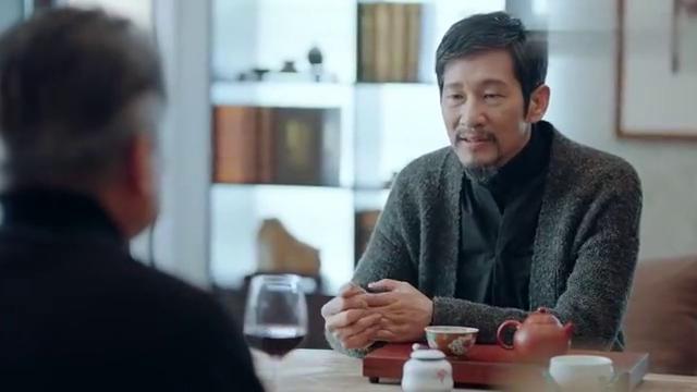 推手:梅道远劝东叔与刘念相见,东叔答应后,却老泪纵横