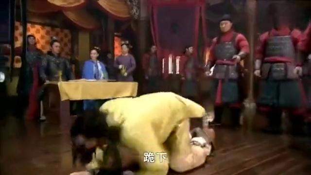 精忠岳飞:昏君自食恶果,被将军俘虏,直接让他去边疆当王爷!