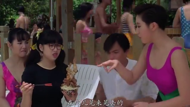 见过吃得多的没见过夹菜夹得这么艺术的,陈法蓉一句话叫你不敢吃