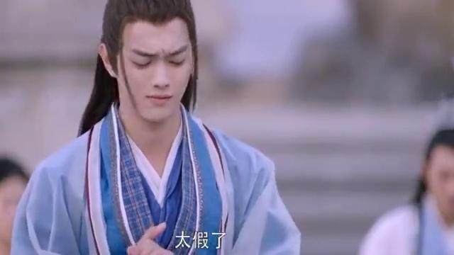灵剑山:皇子输了还耍赖,不料王陆关门放师姐,轻松解决大麻烦