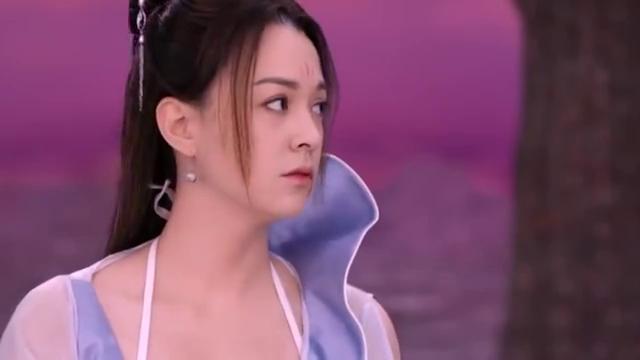 灵剑山:小琉璃为救海云帆耗尽心血而死,全剧最悲剧的就是她了!