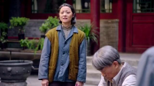 芝麻胡同大结局:林翠卿要跟着女儿去上海疗养,林振生老泪纵横