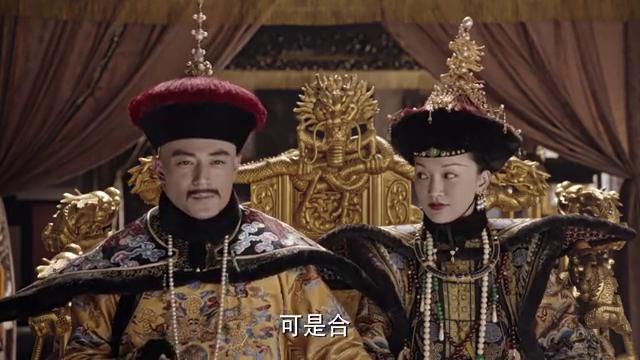 如懿传:西洋画师劝皇上,画毁了就没必要复原了