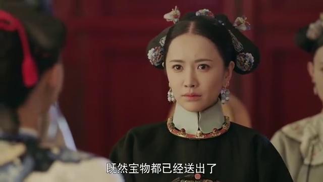 延禧攻略:魏璎珞从舒贵人袖口取出舍利子,真的是她偷的