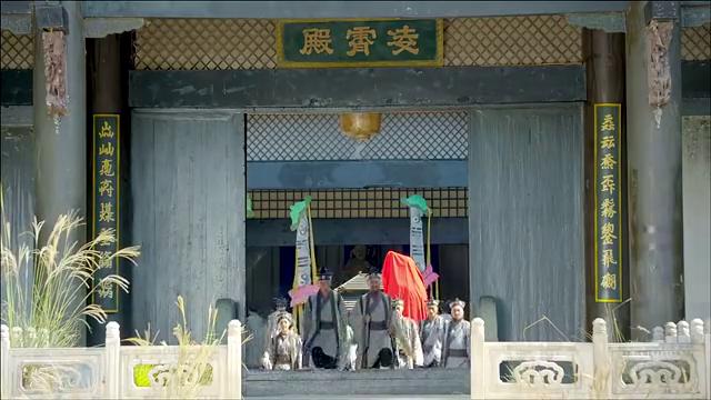 康熙下秘旨,他让韦小宝到五台山清凉寺做方丈