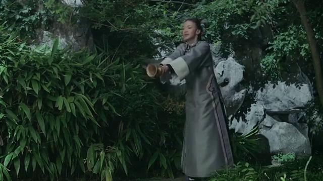 延禧攻略:魏璎珞声称要替姐姐报仇,吓得弘昼落荒而逃