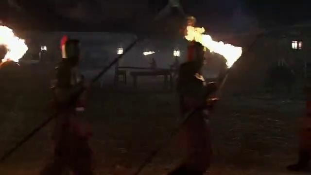 匈奴半夜偷袭大汉马场,火光冲天哀嚎遍野,太惨烈