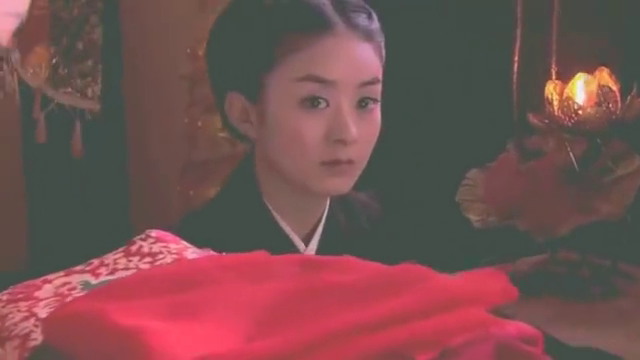 陆贞传奇:陆贞逃婚途中遇高湛,高湛出手英雄救美!