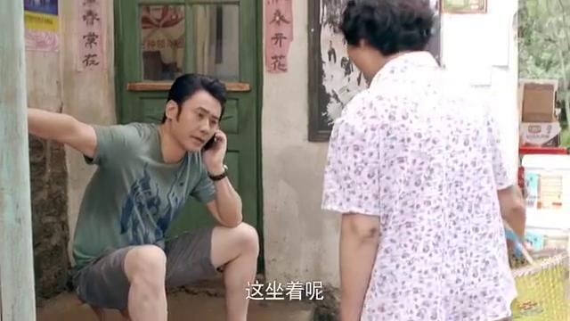 马向阳下乡记:李云芳不同意拆小卖铺,马书记被泼了一身水