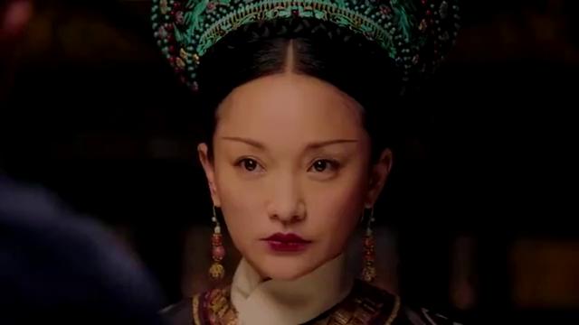 如懿传:皇上对如懿发火,让她不可以顶撞,威望挺大