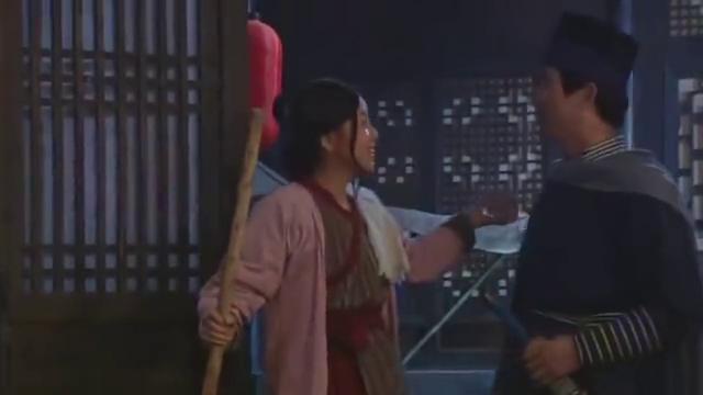 武林外传:掌柜的太把莫小贝上学当回事,幸亏被伙计们拦住