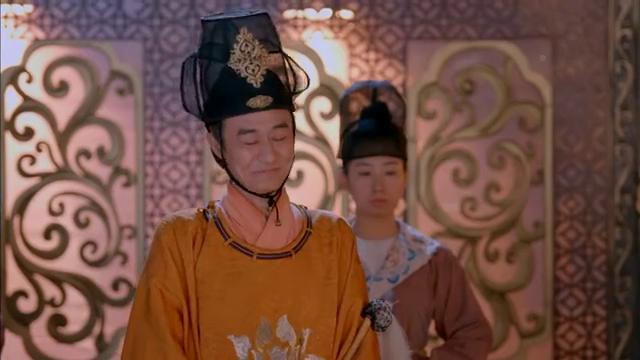武媚娘传奇:美人儿萧蔷自报家门,彰显皇亲贵族身世