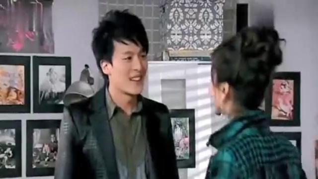 爱情公寓:吕子乔为了骗胡一菲,佯装自己是个孤儿!