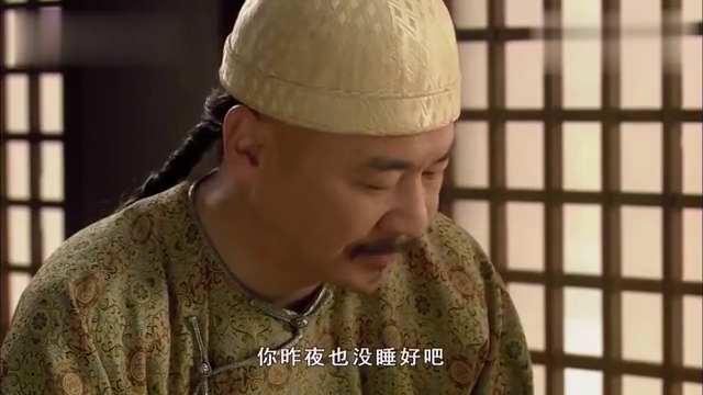 甄嬛传:眉姐姐有了身孕,皇上想提她的位分,皇后吃醋百般阻扰
