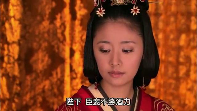 美人心计:林心如回忆往事,感叹幸福走得快,不料刘盈来了