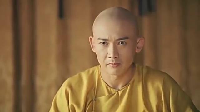 皇帝想要要去问罪,走了一半听到了一些禅语乱言