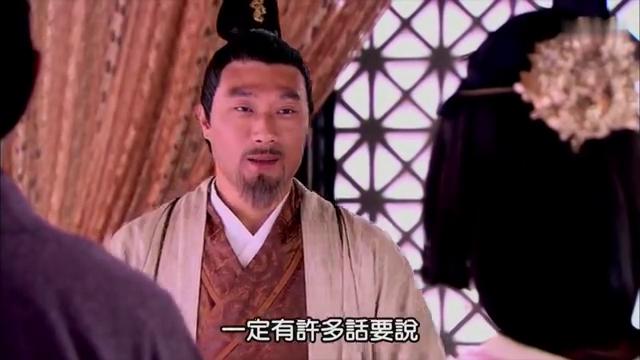 美人心计:刘盈为林心如回到宫中,为了林心如,一切都值