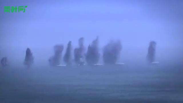 海军演习,外国人给海军出难题,舰长霸气下令,打了一个漂亮仗