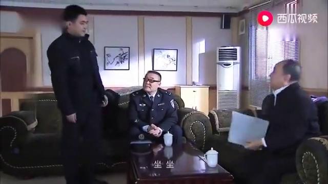 沉默:省厅直接空降林荫来当公安局局长,让前任局长心里不安