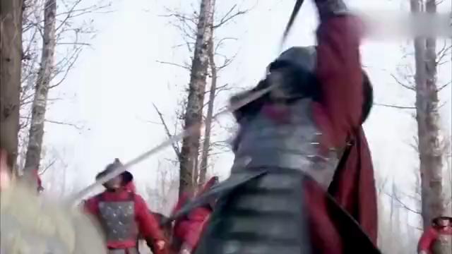 精忠岳飞:虎父无犬子,岳云仅凭一双大锤,将赵构从叛军手中救出!