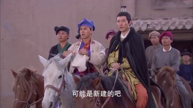 神探包青天:皇帝微服出巡在客栈落脚,可客栈的饭菜皇帝难以下咽