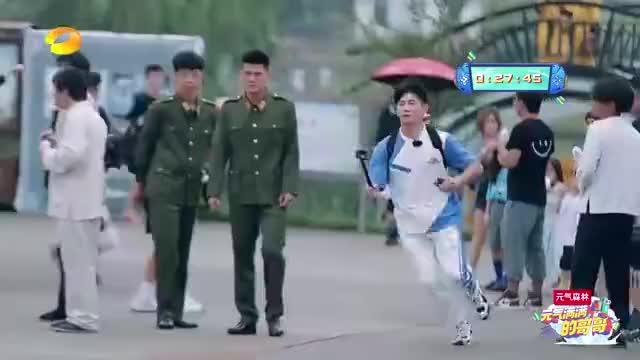 """元气满满的哥哥:姜潮张慧雯默契联手?被王耀庆""""捉弄"""""""