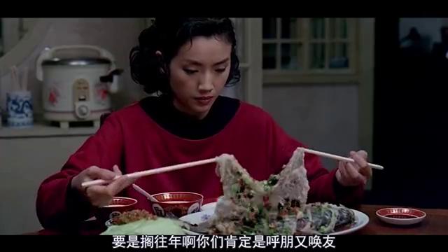 这部馋到你流口水的《饮食男女》,台湾厨神亲自给其当手替