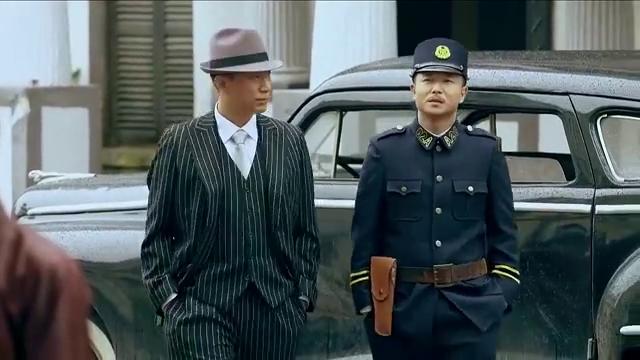 一代枭雄:日军关卡戒备严,栋梁牺牲救医生