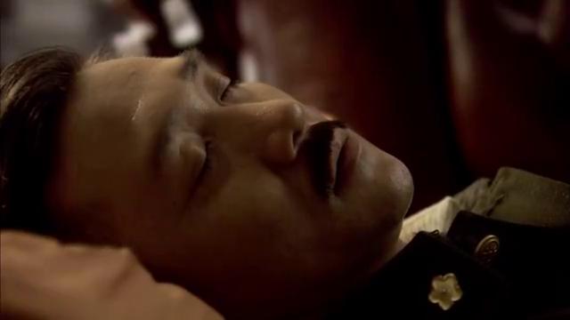 人间正道是沧桑第49集第2段:立仁劝杨廷鹤去台湾,气得住院抢救