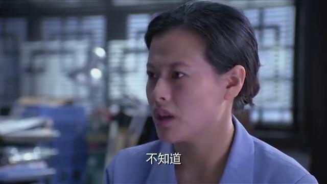 铁成询问邱海棠,邱波现在的名字,警员带着邱波的照片去寻找!