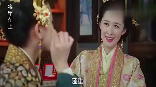 将军在上:婆婆带儿媳去买首饰,儿媳的做法真聪明,谁能不喜欢她