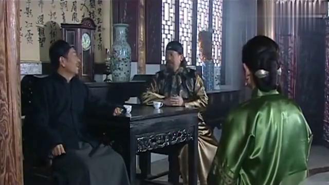 大染坊:陈寿亭的媳妇要来青岛了