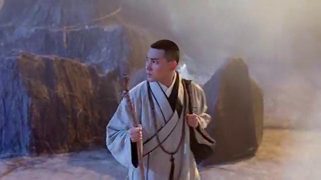 天龙八部:虚竹神魔旁若无人破棋局,丁春秋想破坏却没成功