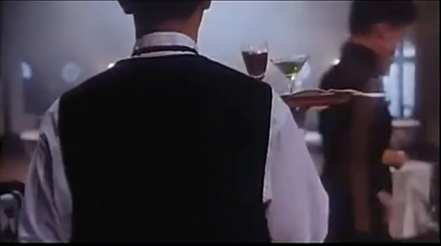 """电影《风月》中张国荣上演""""仙人跳"""",回眸一笑,颠倒众生!"""