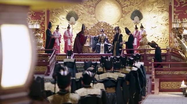 独孤天下:皇上隐忍交于宇文护虎符,嘴上不留德