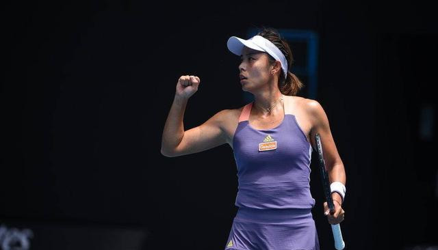 网球金花的涅槃重生之路!从一轮游到美网八强,王蔷一直在努力