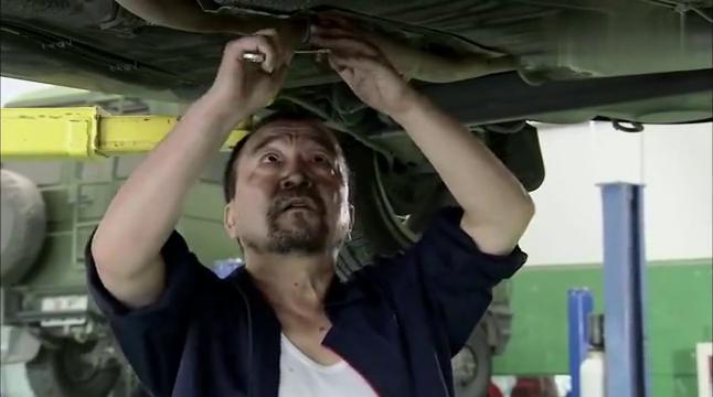 永不回头:老戏骨就是不一样,李保田跟姜武在一块看着就得劲!