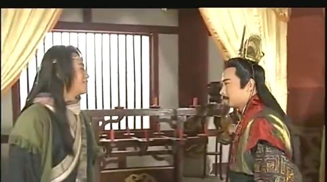 面对刘紫辰的诘责,李九重又想耍赖了