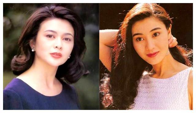 李嘉欣关之琳两位美人,差距最小的是美貌,差距最大的则是情商