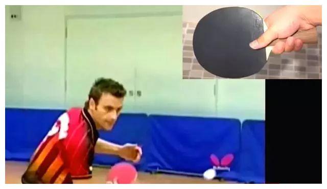 他的反手能力竟比张继科还强?但为什么鲜有人学习和模仿他的技术