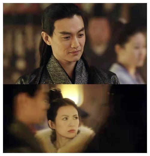 被章子怡钦点当男主演将军太过瘾,是赵薇最爱