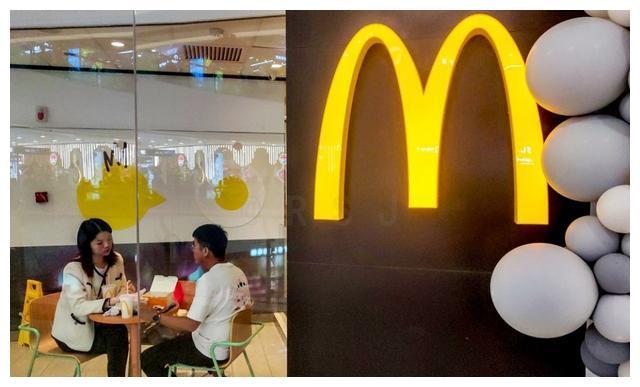 万达广场:两家来自美国的洋快餐面对面开店,消费者躺赢了