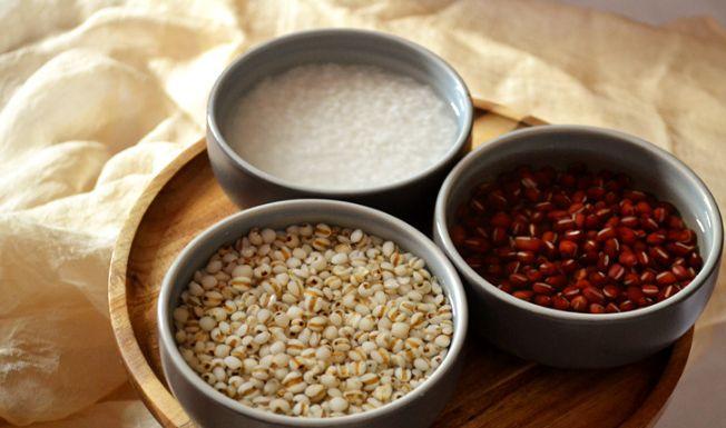 红豆薏米糊的做法