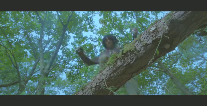 莫格利森林中被野猪追杀,画面太刺激,我的小心脏!