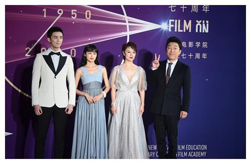 北京电影学院颁发学院奖,半个娱乐圈都来了,没见张艺谋陈凯歌