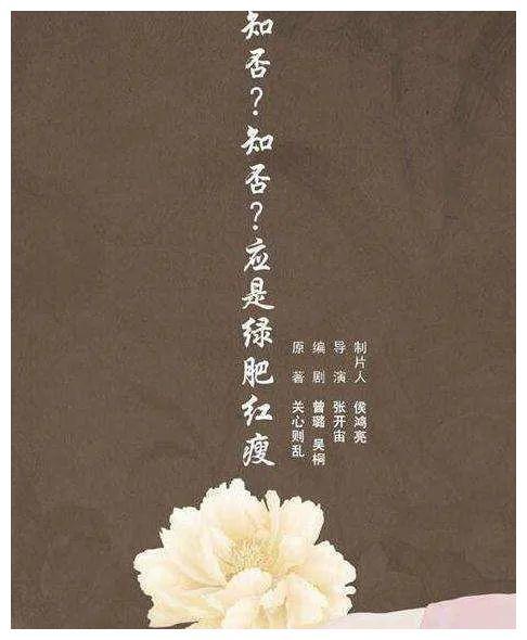 2017年,《知否》公开选角,侯鸿亮:赵丽颖就是盛明兰