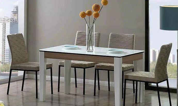 阿克苏全优装饰教你挑餐桌啦 到底圆形桌好还是方形桌好?