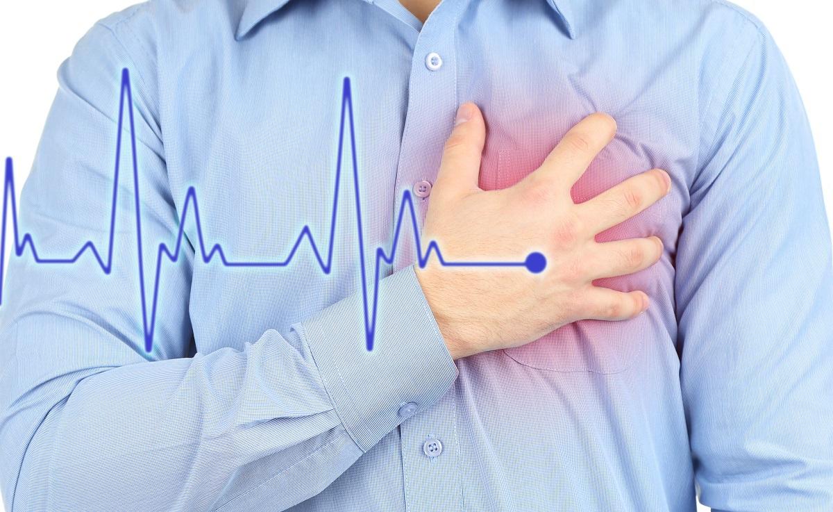 心绞痛有4大症状,一旦出现异常表现要小心